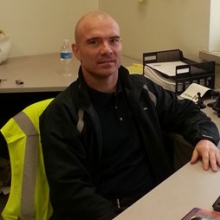 Jason Aarhus <br> Safety Director