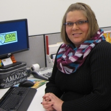 Lisa Quint <br> Project Manager Assistant