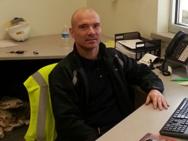 Jason Aarhus <br> Safety Director